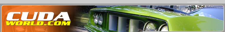 Mopar_Classified_Cuda_for_ sale_Header_ image